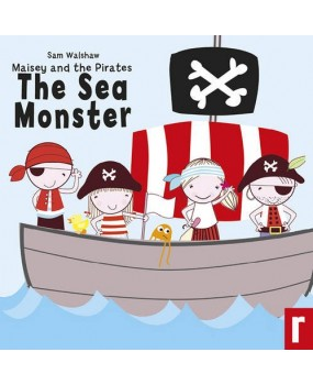 Maisey And The Pirates The Sea Monster