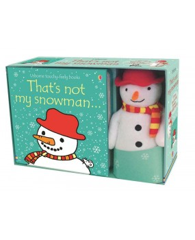 That's Not My Snowman set