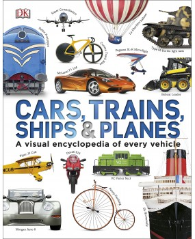 Cars Trains Ships & Planes
