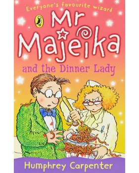 Mr Majeika And The Dinner Lady
