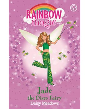 Rainbow Magic - Jade, The Disco Fairy