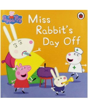Miss Rabbit's Day Off (mini book)
