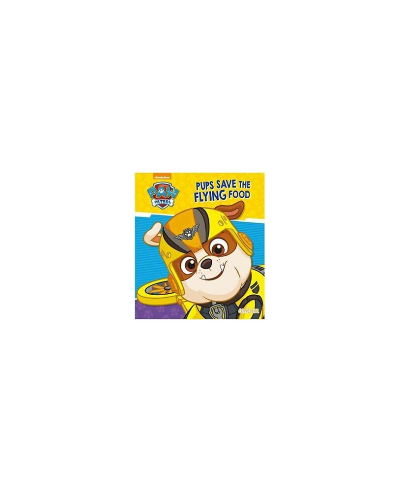 Paw Patrol: Pups Save The Flying Food