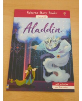 Usborne Story Books Level 2 - Aladdin