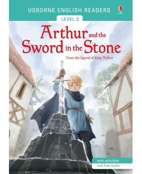 Usborne Story Books Level 2 - Arthur And The Sword In The Stone