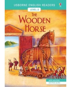 Usborne Story Books Level 2 - The Wooden Horse
