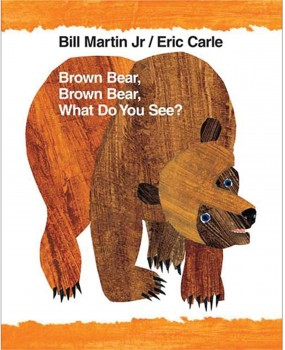 Brown Bear, What Do You See? Big Book