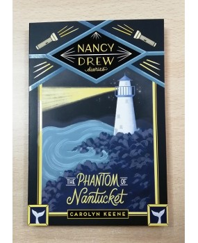 Nancy Drew Diaries 7 - The Phantom Of Nantucket