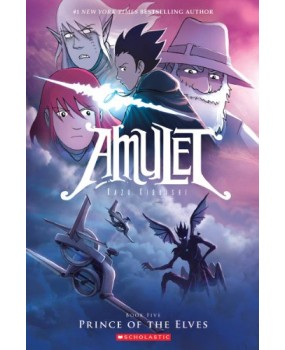Amulet book 5 - Prince of the Elves