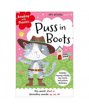 Puss in Boots (Reading with Phonics)