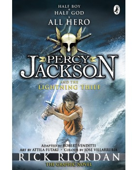 Percy Jackson and the Lightning Thief - The Graphic Novel