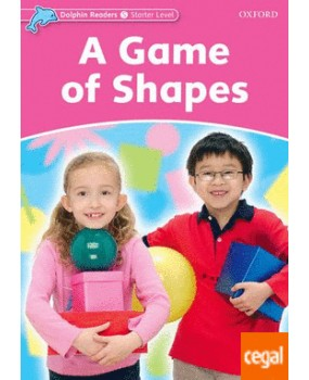 A Game with Shapes - Dolphin Readers Starter Level