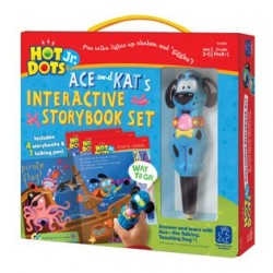 Hot Dots Jr. Interactive Storybooks