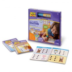 Hot Dots® Let's Learn! Maths