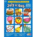 July & August: A Creative Idea Book for the Elementary Teacher, Grades K-3