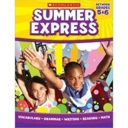 Summer Express between grades 5 &6
