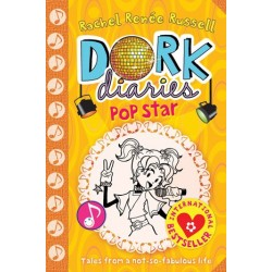 Pop Star Dork diaries 3