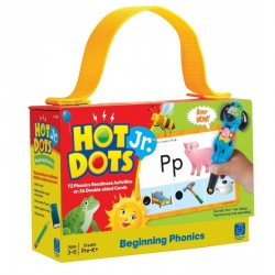Beginning Phonics Card Set