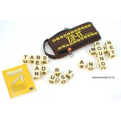 Bananagrams ZIP IT