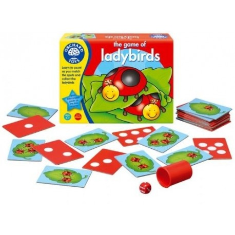 The game of ladybird