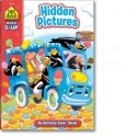 Hidden Pictures Deluxe Edition Activity Zone Workbook