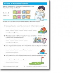 Multiplication Facts Made Easy