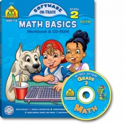 Math Basics 2 On-Track Software & Workbook