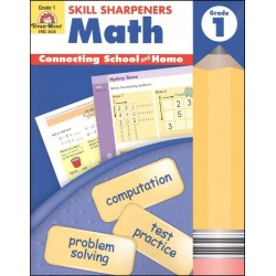 Skill Sharpeners Math Grade 1
