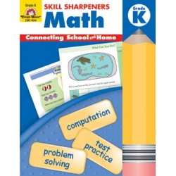 Skill Sharpeners Math Grade K