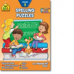 Spelling Puzzles 2 Workbook