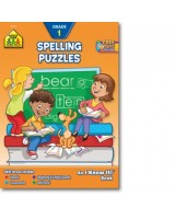 Spelling Puzzles 1 Workbook
