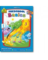 Preschool Basics Workbook