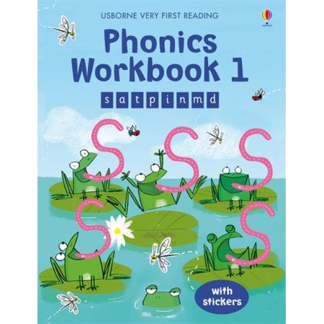Phonics workbook level 1