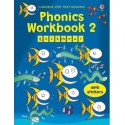 Phonics workbook level 2