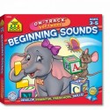 Beginning Sounds On-Track + CDROM
