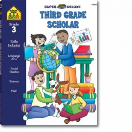 Third Grade Scholar Super Deluxe Edition Workbook