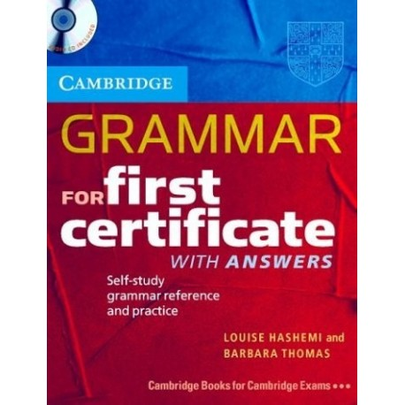 Cambridge Grammar for First Certificate