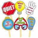 Manage Your Class Signs Format: Misc. Supplies