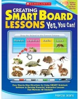 Creating SMART Board Lessons: Yes, You Can!