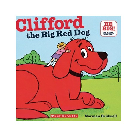 clifford the big red dog read english wooks