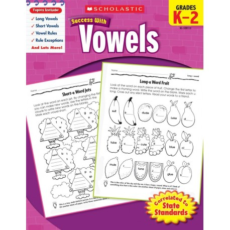 Success with Vowels