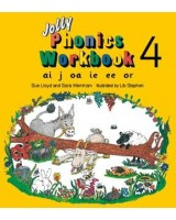 Jolly Phonics Workbook 4