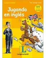 Jugando en inglés: the orange book