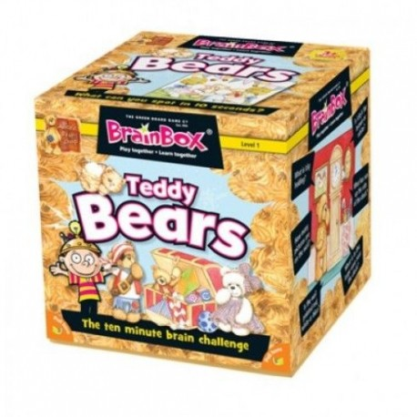 Brain Box Teddy Bears