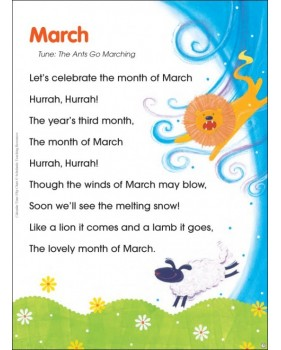 Calendar Time Sing-Along Flip Chart & CD