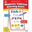 Magnetic Tabletop Learning Easel