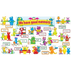 2673 Number Stick Kids 9781591985990 on Garden Of Good Manners Chart