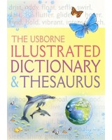 Illustrated dictionary and thesaurus
