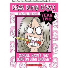 Dear Dumb Diary Year Two. School. Hasn't This Gone on Long Enough?