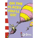 Oh, the Places You'll Go! (Dr Seuss - Yellow Back Book)